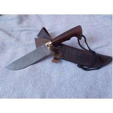Нож Пчак Дамаск